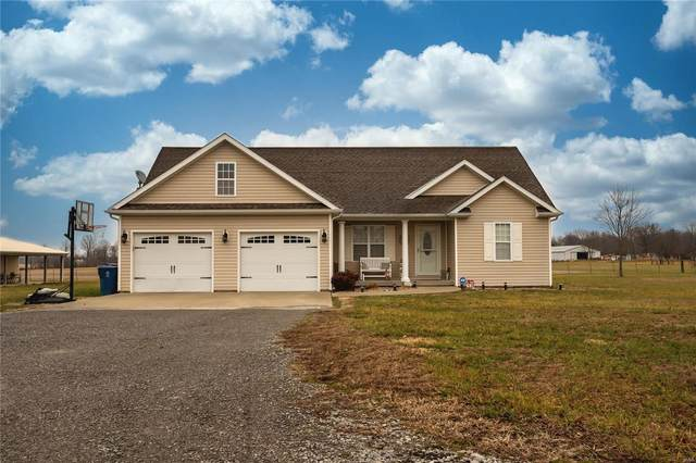 11648 Macie Drive, MARION, IL 62959 (#21000074) :: Parson Realty Group