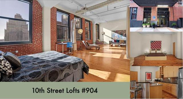 1010 Saint Charles Street #904, St Louis, MO 63101 (#21000159) :: St. Louis Finest Homes Realty Group