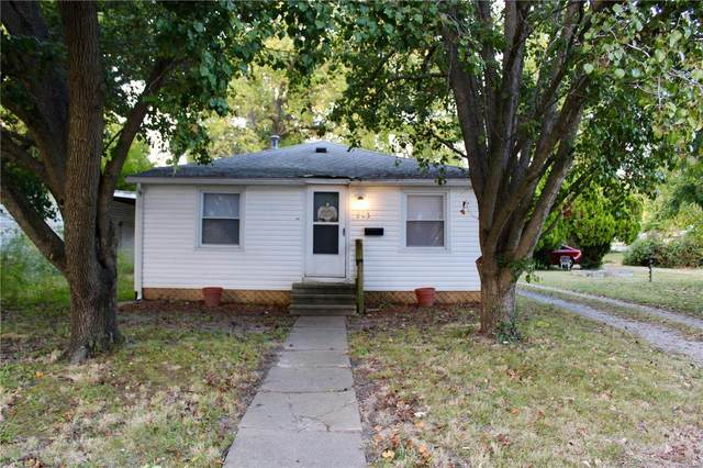 803 W St. Louis, WEST FRANKFORT, IL 62896 (#21000192) :: Parson Realty Group