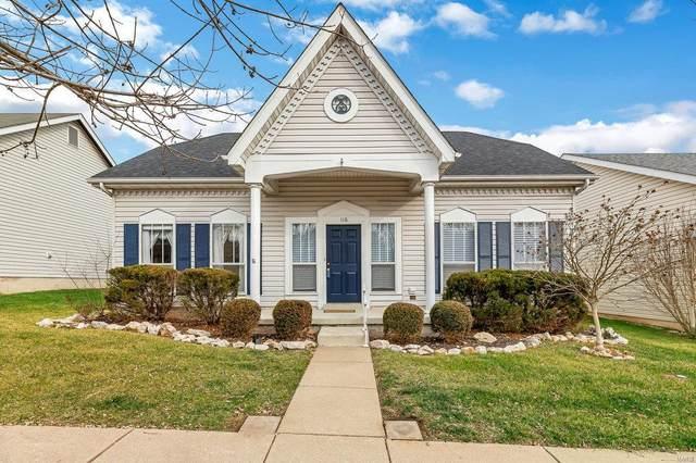 116 Hawks Haven Drive, O'Fallon, MO 63368 (#21000468) :: Kelly Hager Group | TdD Premier Real Estate