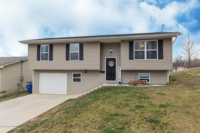 711 Moulton, De Soto, MO 63020 (#21000864) :: Jeremy Schneider Real Estate