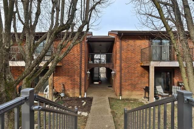 5569 Baronridge Drive #6, St Louis, MO 63129 (#21000898) :: PalmerHouse Properties LLC