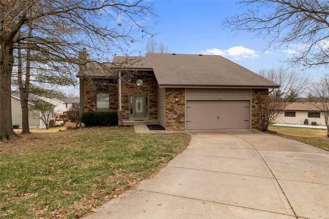 416 Oak, Lake St Louis, MO 63367 (#21000953) :: Parson Realty Group