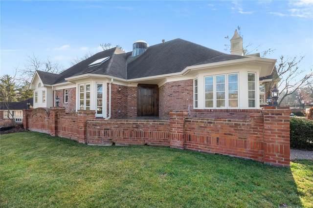 2240 Croydon Walk, St Louis, MO 63131 (#21000958) :: Matt Smith Real Estate Group