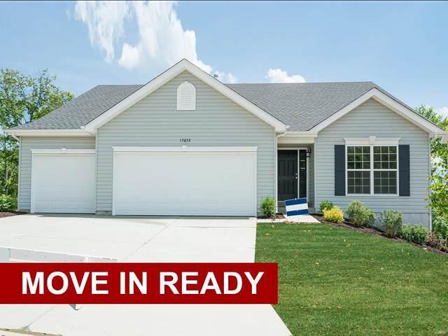 17656 Rockwood Arbor Drive, Eureka, MO 63025 (#21000968) :: Parson Realty Group