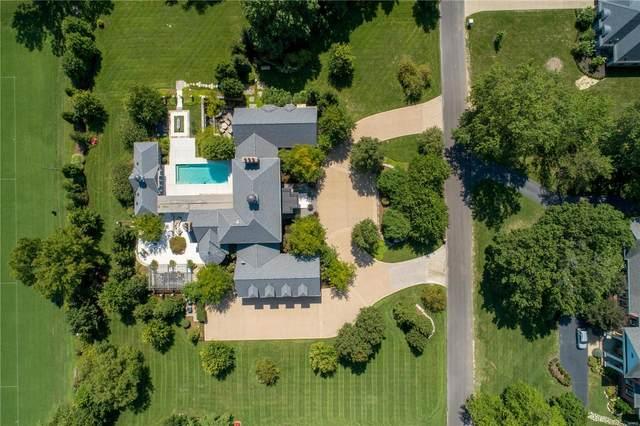 18 Huntleigh Woods, Huntleigh, MO 63131 (#21001242) :: Matt Smith Real Estate Group