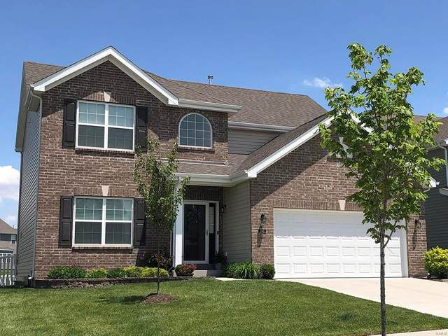 1 @ Royal II At Lexington Manors, Wentzville, MO 63385 (#21001267) :: Parson Realty Group