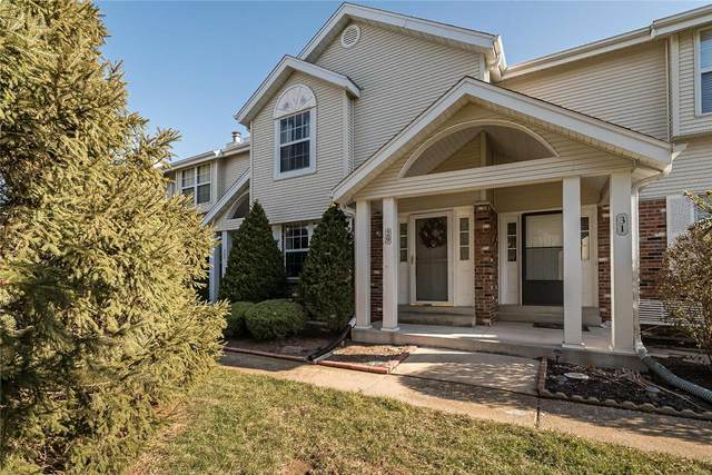 29 Trailside #5, Saint Peters, MO 63303 (#21001280) :: St. Louis Finest Homes Realty Group