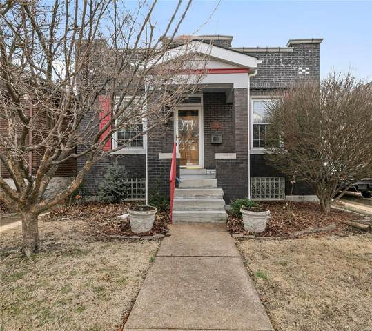 5518 Devonshire Avenue, St Louis, MO 63109 (#21001466) :: St. Louis Finest Homes Realty Group