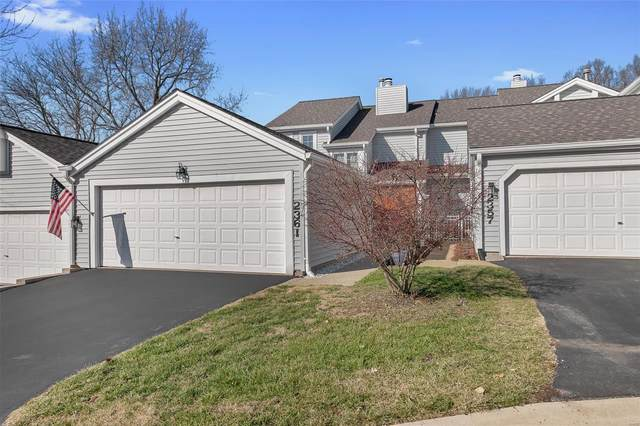 2361 Broadmont, Chesterfield, MO 63017 (#21001537) :: The Becky O'Neill Power Home Selling Team