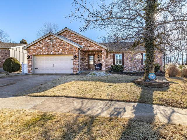 3016 Caprock Court, St Louis, MO 63129 (#21001584) :: Clarity Street Realty