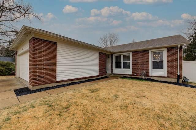 372 Novara, Ballwin, MO 63021 (#21001618) :: The Becky O'Neill Power Home Selling Team