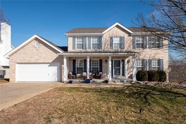 1215 Blue Spruce Lane, Columbia, IL 62236 (#21001739) :: Fusion Realty, LLC