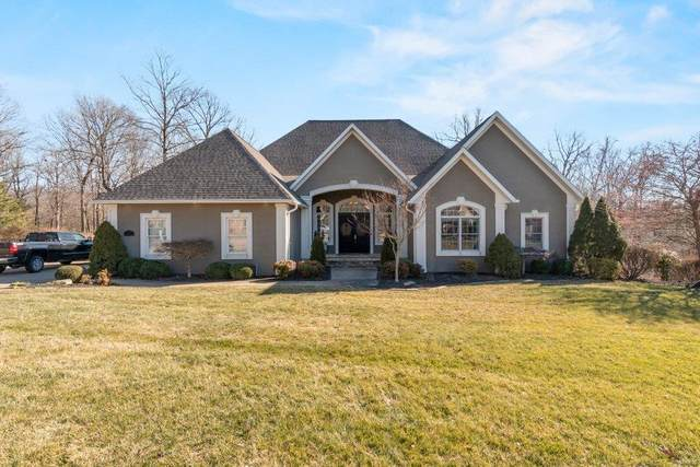 425 Windwood Lake Drive, Cape Girardeau, MO 63701 (#21001801) :: Parson Realty Group