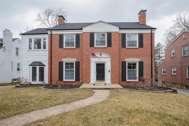 8015 Stanford Avenue, University City, MO 63130 (#21002131) :: Kelly Hager Group | TdD Premier Real Estate