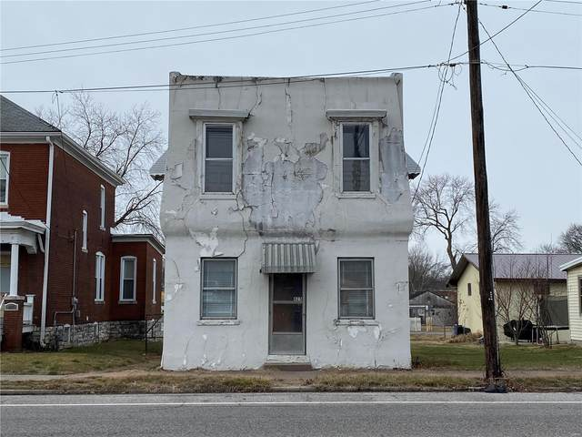 825 S Illinois, Belleville, IL 62220 (#21002347) :: Realty Executives, Fort Leonard Wood LLC