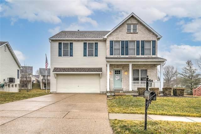 143 England Drive, O'Fallon, MO 63366 (#21002386) :: The Becky O'Neill Power Home Selling Team