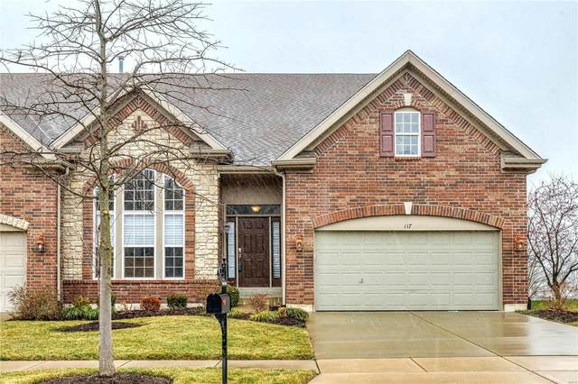 117 Kendall Bluff Court, Chesterfield, MO 63017 (#21002389) :: Parson Realty Group