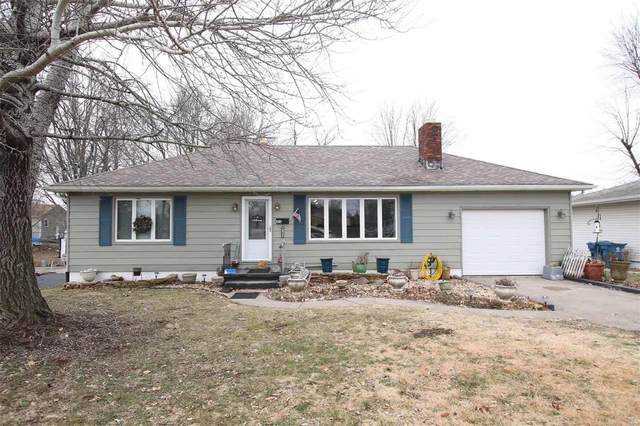 215 Old Bethalto Road, Cottage Hills, IL 62018 (#21002477) :: Fusion Realty, LLC