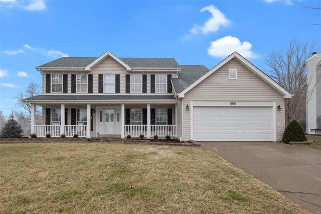 1016 Lafayette Place, Lake St Louis, MO 63367 (#21002550) :: Realty Executives, Fort Leonard Wood LLC