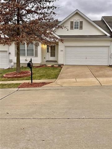 2206 Sunnyridge, Arnold, MO 63010 (#21002573) :: Matt Smith Real Estate Group