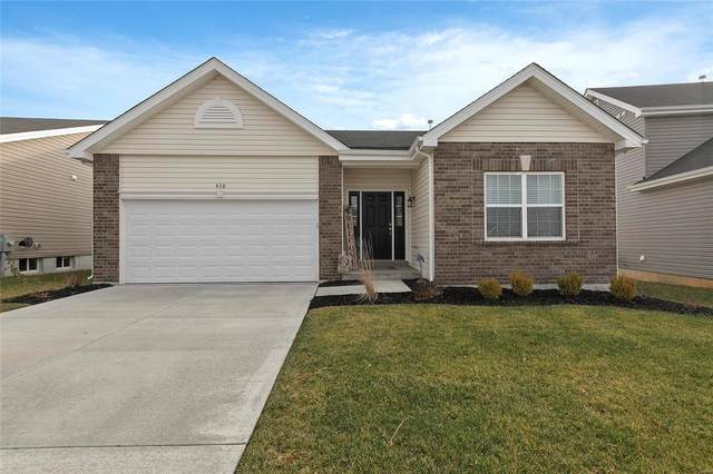 438 Dusty Brook Drive, O'Fallon, MO 63366 (#21002822) :: Kelly Hager Group   TdD Premier Real Estate