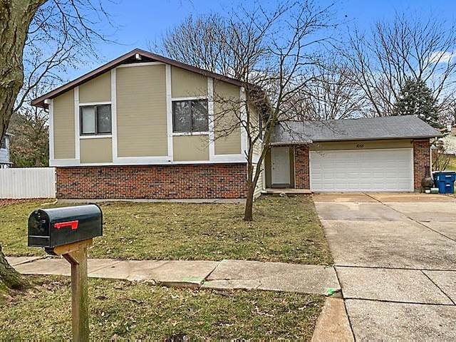 1055 Timberwood Trails, Florissant, MO 63031 (#21002855) :: Parson Realty Group