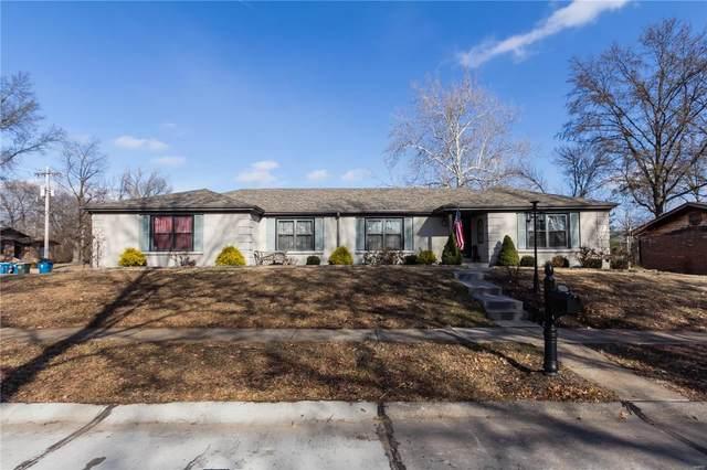 4545 Garon Drive, St Louis, MO 63128 (#21002859) :: Parson Realty Group