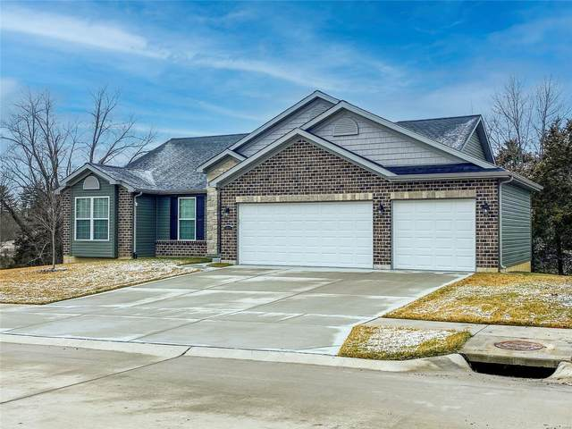 801 Cimarron Meadows Drive, Wentzville, MO 63385 (#21002869) :: The Becky O'Neill Power Home Selling Team