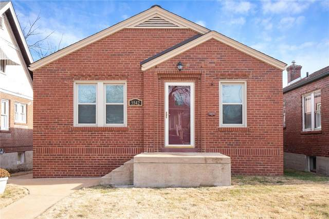 5542 Grant Place, St Louis, MO 63116 (#21002871) :: Parson Realty Group