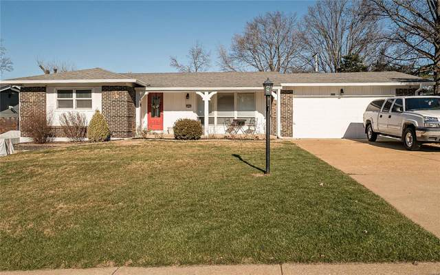 9505 Garber Road, St Louis, MO 63126 (#21003014) :: Parson Realty Group