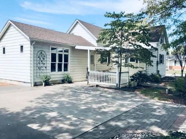 122 E Illinois Street, TRENTON, IL 62293 (#21003133) :: The Becky O'Neill Power Home Selling Team