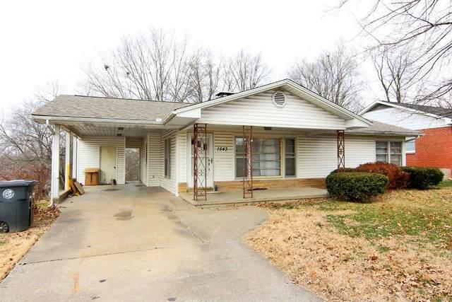 1543 Grandview Dr, Cape Girardeau, MO 63701 (#21003191) :: The Becky O'Neill Power Home Selling Team