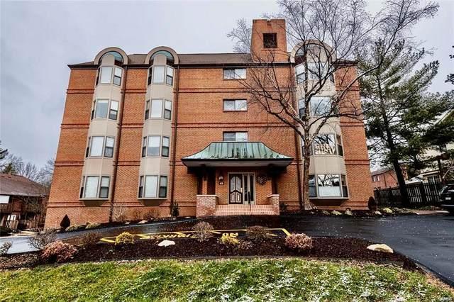 415 W Jefferson Avenue #404, St Louis, MO 63122 (#21003237) :: Matt Smith Real Estate Group