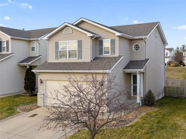 106 Falls Park Court, Belleville, IL 62220 (#21003243) :: Realty Executives, Fort Leonard Wood LLC