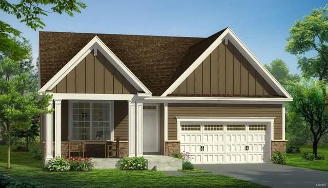 17141 Centaur Station Drive, Wildwood, MO 63040 (#21003322) :: Clarity Street Realty