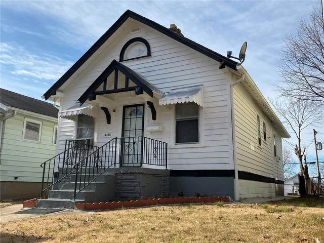 4415 Dewey Avenue, St Louis, MO 63116 (#21003331) :: RE/MAX Professional Realty
