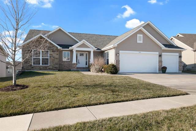 905 Pittsburg Landing Drive, Wentzville, MO 63385 (#21003416) :: Clarity Street Realty