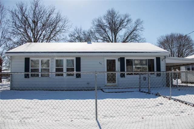 606 Park Street, Waterloo, IL 62298 (#21003447) :: Kelly Hager Group | TdD Premier Real Estate
