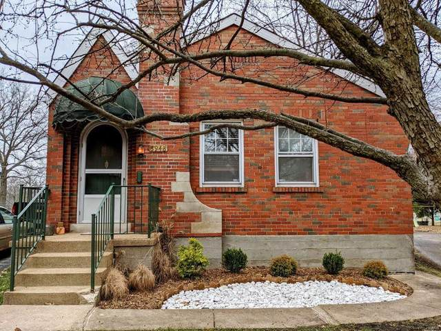 6948 Salzburger Avenue, St Louis, MO 63116 (#21003548) :: RE/MAX Vision