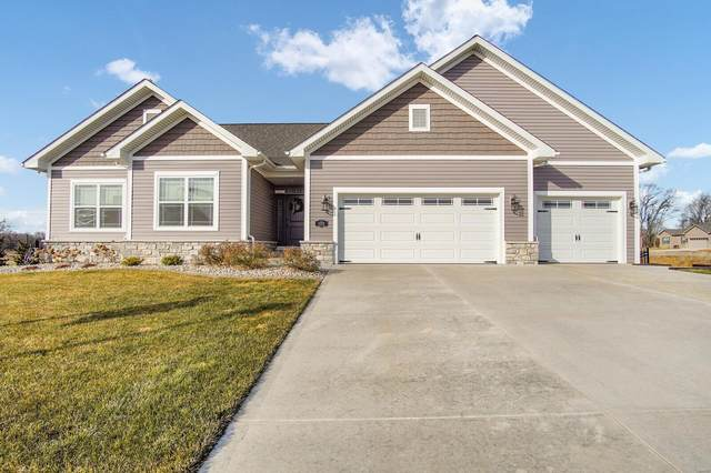 1232 Belclare Court, O'Fallon, IL 62269 (#21003689) :: RE/MAX Vision