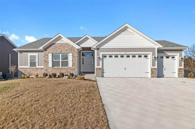 157 Pomodora Circle, Wentzville, MO 63385 (#21003733) :: Parson Realty Group