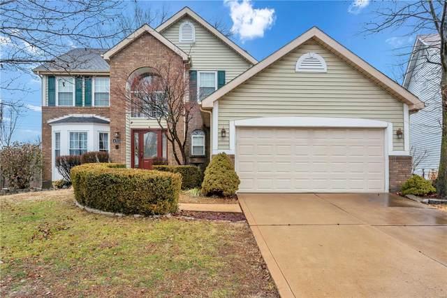 4511 Southridge Meadows, St Louis, MO 63128 (#21004325) :: Parson Realty Group