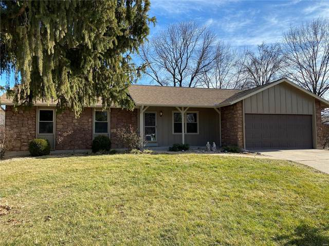9 Monique Court, Saint Peters, MO 63376 (#21004370) :: Clarity Street Realty
