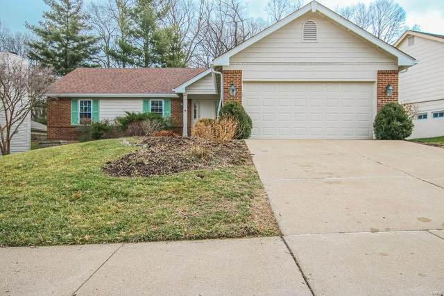 16455 Hollister Crossing Drive, Wildwood, MO 63011 (#21004593) :: RE/MAX Vision