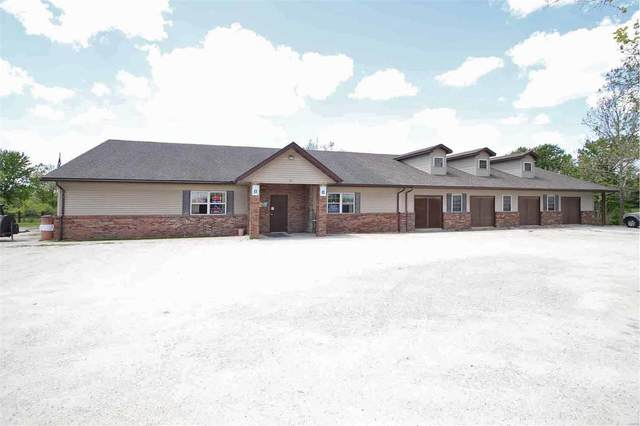 15281 State Highway 109, Dow, IL 62022 (#21004675) :: Terry Gannon | Re/Max Results