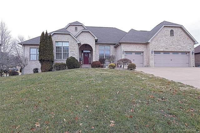 1276 Timber Creek, Cape Girardeau, MO 63701 (#21004860) :: Matt Smith Real Estate Group