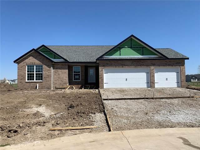 704 Santa Fe Court, Shiloh, IL 62221 (#21005069) :: Fusion Realty, LLC