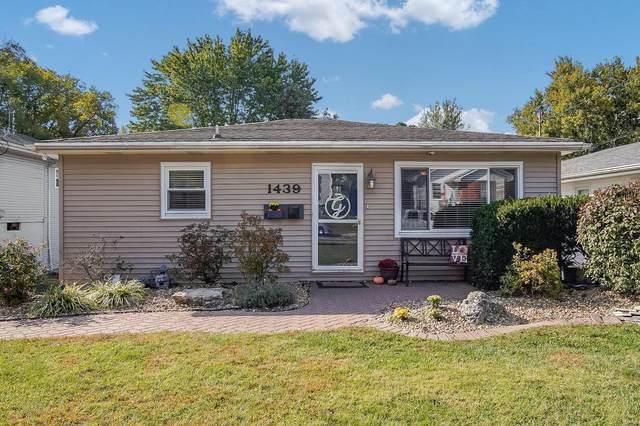 1439 Eberhart Avenue, Edwardsville, IL 62025 (#21005093) :: Fusion Realty, LLC