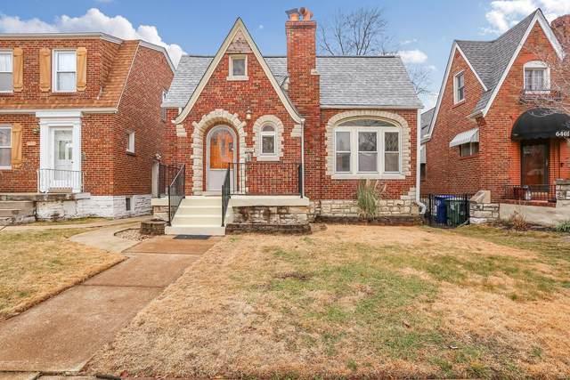 6407 January Avenue, St Louis, MO 63109 (#21005094) :: Hartmann Realtors Inc.